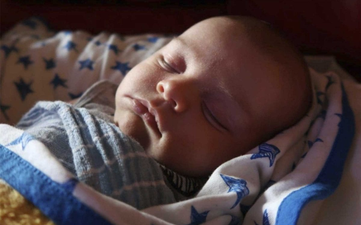 Klinefelter Syndrome Genotype child sleeping