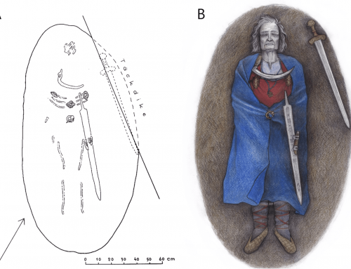 Living With XXY Response to 1,000-Year-Old Remains May Be Nonbinary